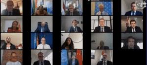 ONU/Syrie: Les discours prétendument humanistes ne réussiront pas à dissimuler les crimes de guerre contre le peuple syrien…