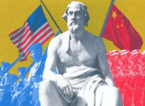 La guerre sino-américaine depuis l'éclosion de la COVID-19: une guerre multidimensionnelle