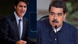 Venezuela: une puissante mise en accusation contre le gouvernement Trudeau… Pourtant, un rameau d'olivier était tendu