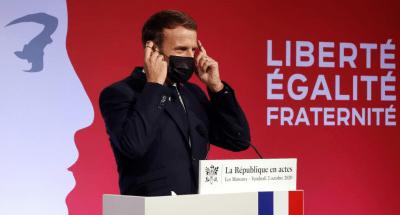 La France et Macron s'enfoncent