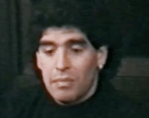 Maradona, la politique en crampons
