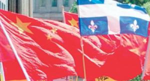 Relations avec la Chine: le Québec n'est pas le Canada