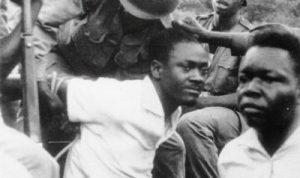 En mémoire de Patrice Lumumba assassiné le 17 janvier 1961