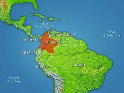 D'où vient et où va la Colombie?