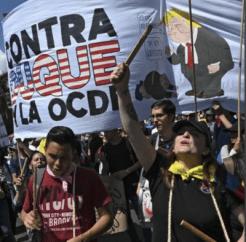 Les Colombiens se révoltent malgré la répression: entrevue Romain Migus