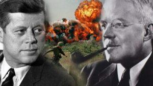 Le retour du Léviathan. La bataille de Kennedy contre le Léviathan.