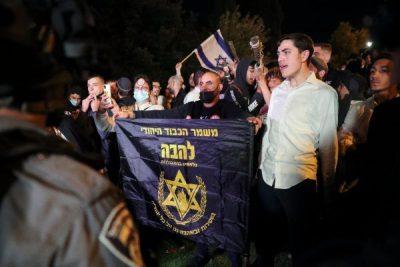 Tandis que des colons israéliens scandent « Mort aux Arabes » à Jérusalem, Washington assure que l'aide à Israël restera inconditionnelle
