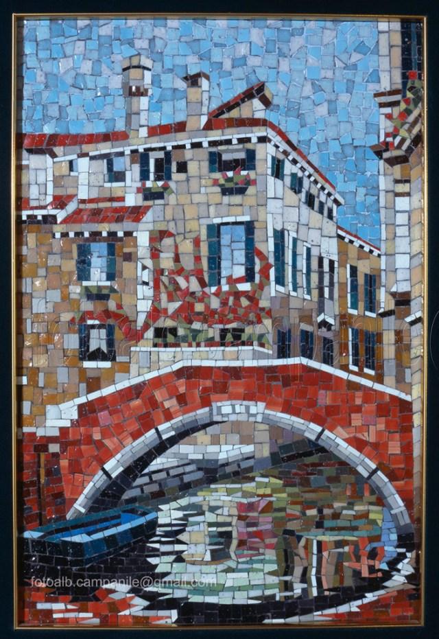 Cannaregio Venezia VEMOS 30 Orsoni Mosaici, Esposizione