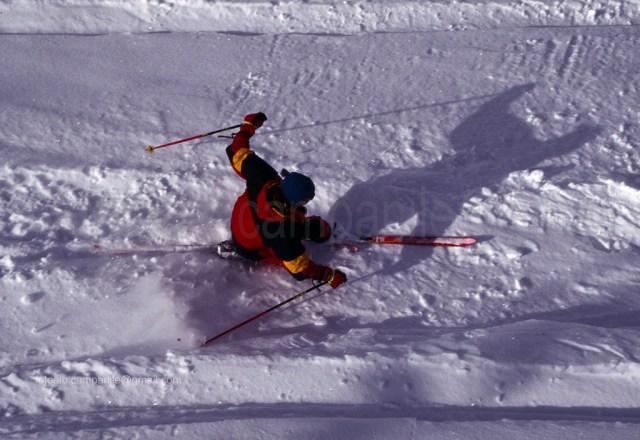 CAI 98 Fuoripista sci telemark presso Rif Averau 002