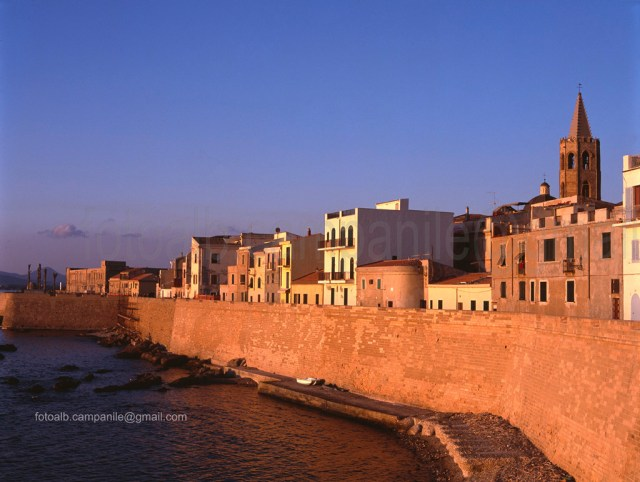 AGH 012 Alghero Bastioni Marco Polo