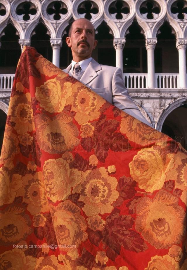 Rubelli Artistic textiles, Venice, Venezia, Veneto, Italia, Italy