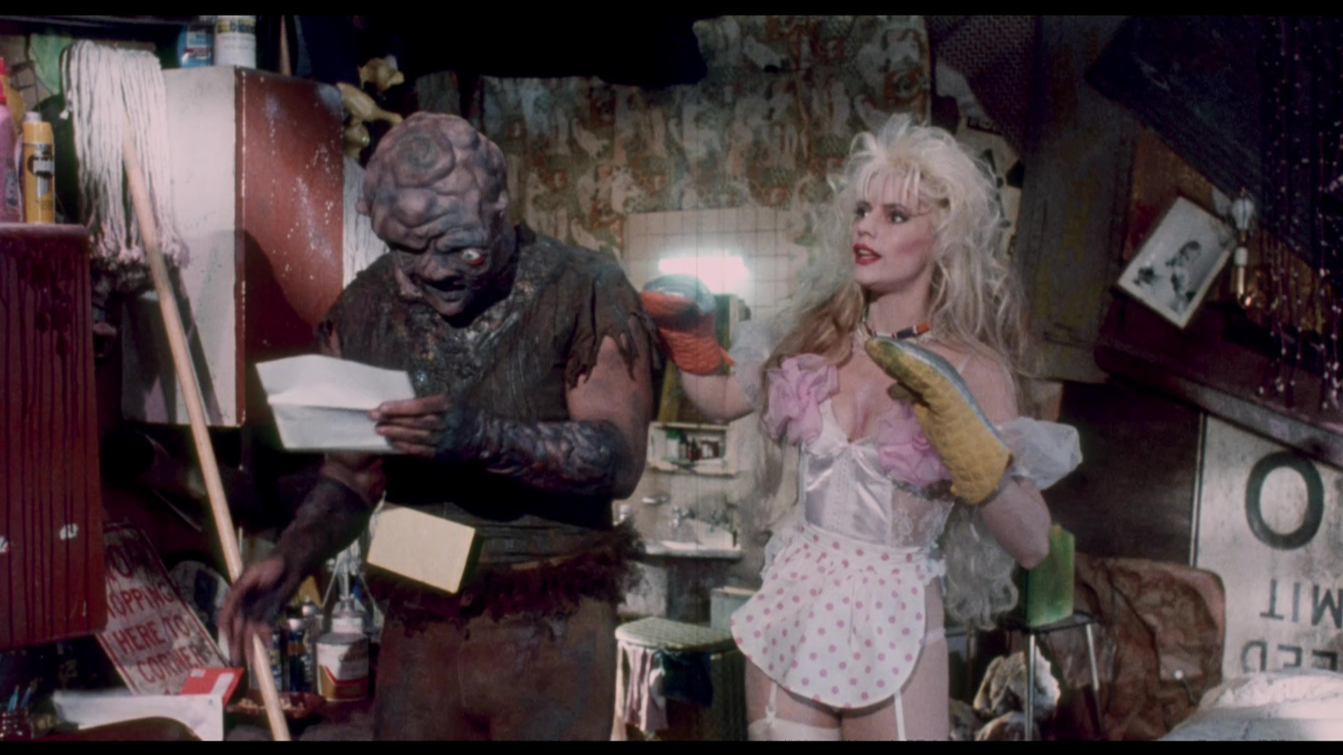Image result for the toxic avenger - PART III