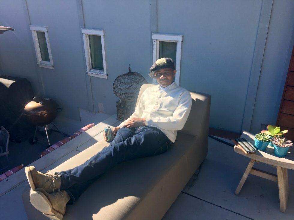 dj spooky in san francisco california june 2018