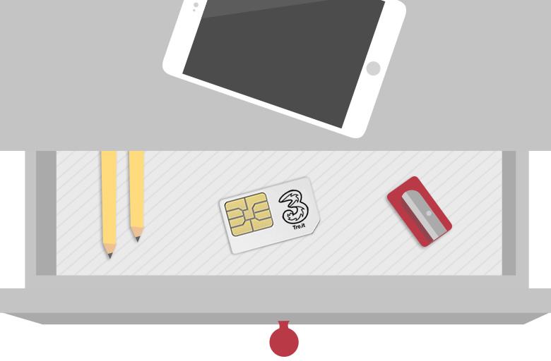 SIM aggiuntiva 3, SMS per invitare i clienti in negozio