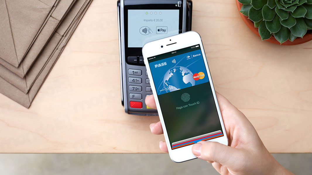 È il giorno di Apple Pay: da oggi anche in Italia si paga con iPhone e Apple Watch