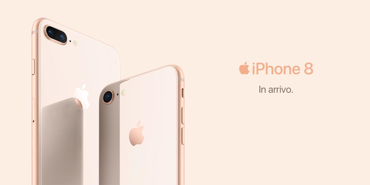 iPhone 8 presto disponibile con 3, online il form per essere contattati