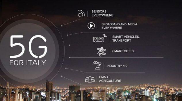 """Il programma """"5G for Italy"""" di TIM ed Ericsson si rafforza nel 2018"""