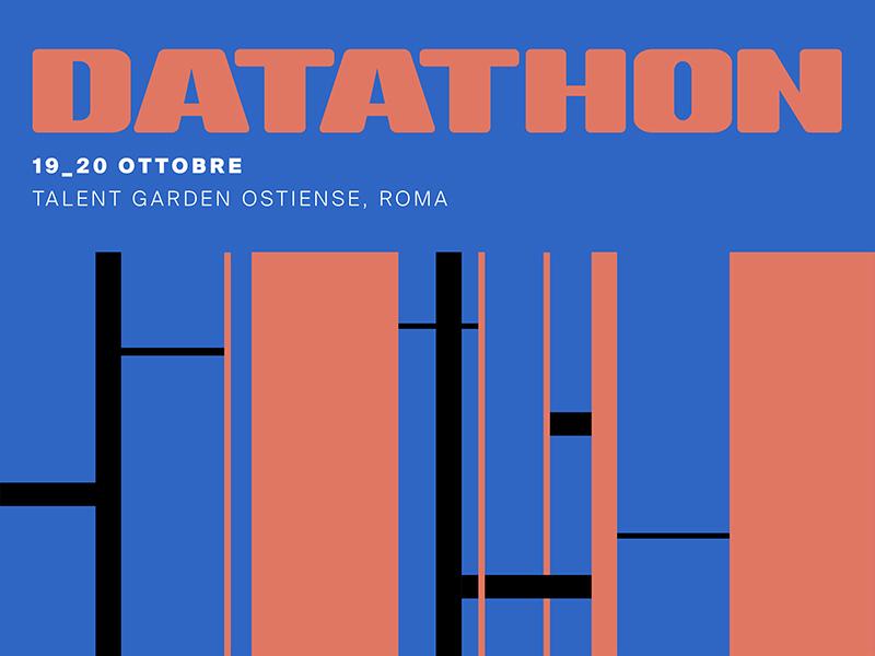 Primo Datathon per lo sviluppo del SINFI il 19 e 20 ottobre