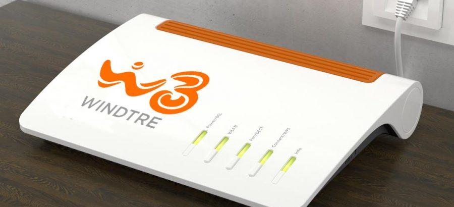 WindTre: i servizi aggiuntivi a pagamento per le linee FTTH su rete Open Fiber