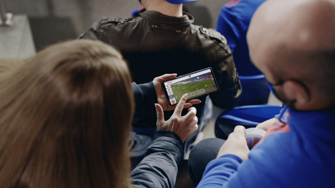 5G Smart Stadium, l'innovazione per i tifosi del calcio parte dalla Svizzera