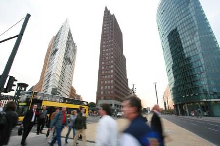 Edificios Hamburgo