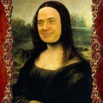 Berlusconi il Giocondo