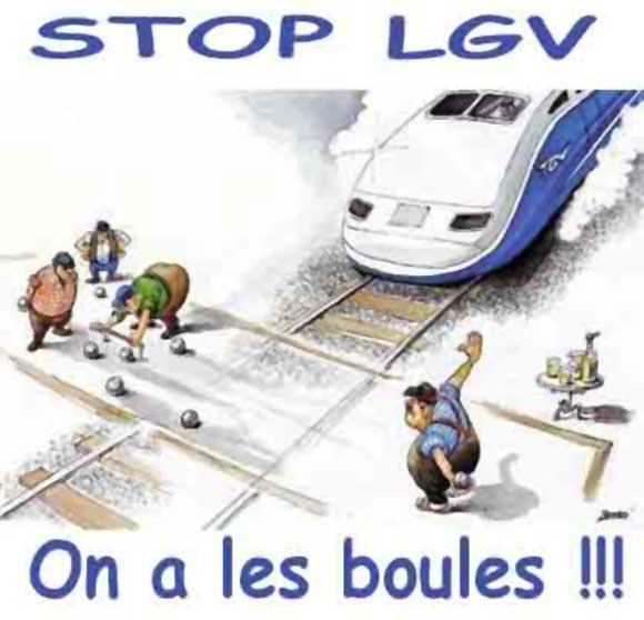 Stop-LGV