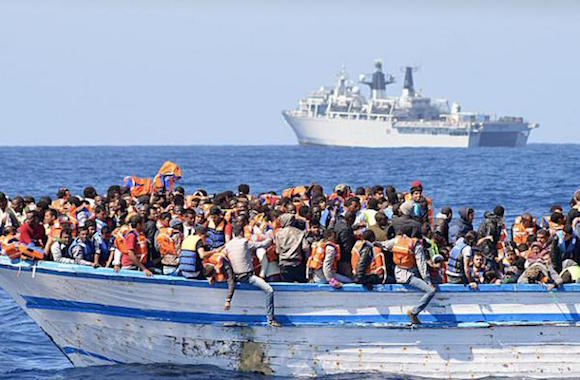 Migranti ong operazioni SAR