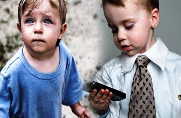 povertà bambini-disuguaglianza