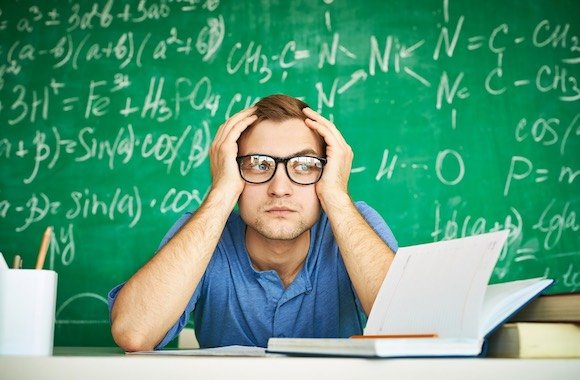 studenti italiani stressati