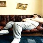 Adolescenti sedentari come i sessantenni