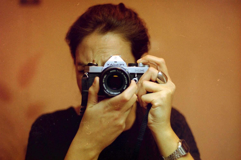 fotografia analogica pentax mx