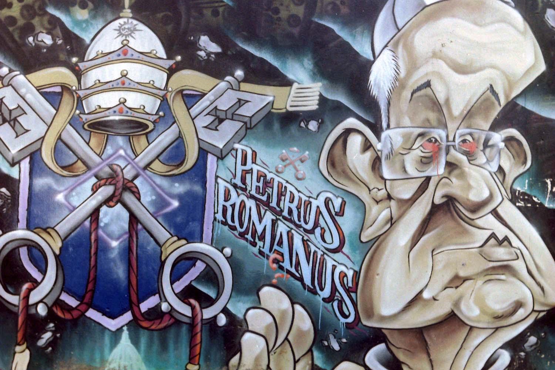 roma cipro murales