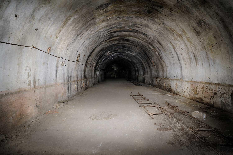galleria del bunker soratte