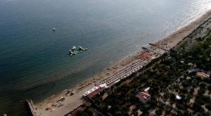 romantico beach terracina