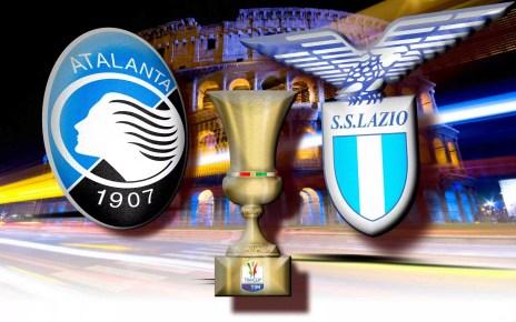 Coppa Italia, Lazio contro Atalanta