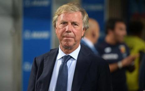 Genoa, il presidente Enrico Preziosi