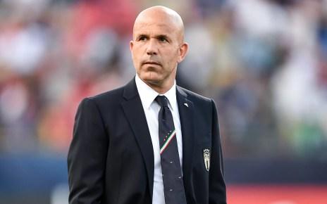 Luigi Di Biagio, CT dell'Italia U21