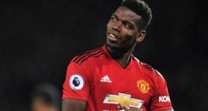 Manchester United, il centrocampista Paul Pogba