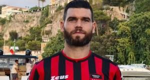 Sorrento, il giocatore Adriano Mezavilla