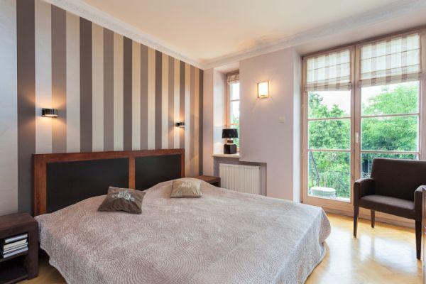 Visualizza altre idee su colori rilassanti camera da letto, idee colore camera da letto, colori pareti. Pareti A Strisce Idee E Consigli Per Colorare Casa Mondocasablog