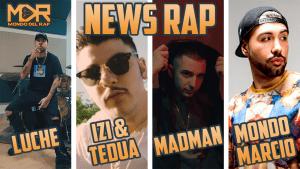 Nuovo album 2017 Luche - Izi & tedua - MadMan - Mondo Marcio