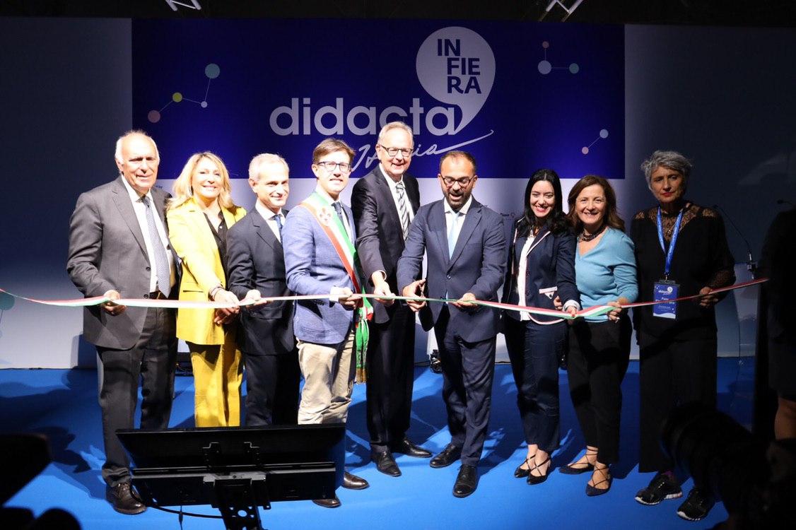 didacta 2019 inaugurazione