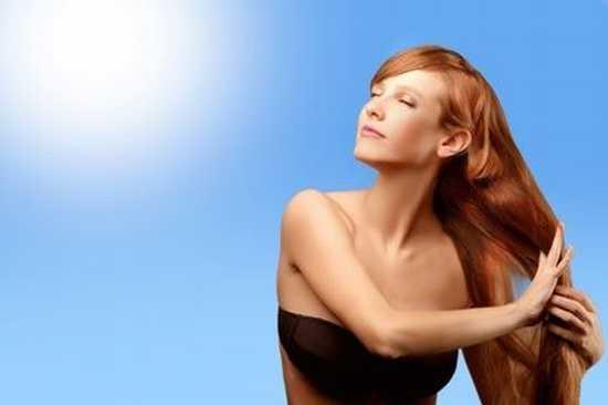 Estate, proteggere e curare i capelli