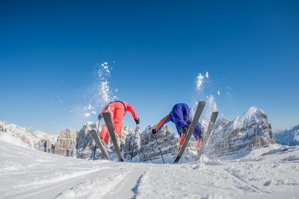 Dolomiti SuperSki fine settimana sulla neve