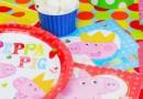Festa di compleanno per bambini con Peppa Pig