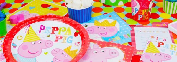 Festa di compleanno bambini peppa pig