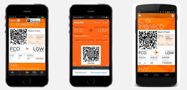 Biglietti aereo, App EasyJet Android provata per te