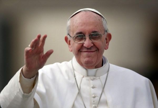 expo Papa Francesco