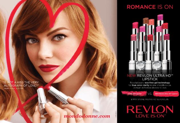 Revlon makeup, per far innamorare